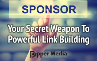 SEO Link Building through Sponsorships