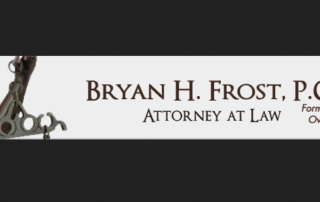 Bryan Frost Attorney at Law